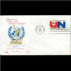1970 US First Day Postal Cover (STM-2879)