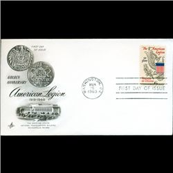 1969 US First Day Postal Cover (STM-2786)