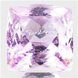 8.15ct ct Sparking Top Pink Kunzite Oval (GEM-43669)
