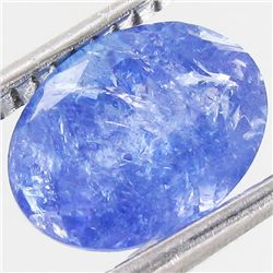2.3ct Top Color Tanzanite Oval (GEM-38811)