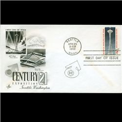 1962 US First Day Postal Cover (STM-2421)