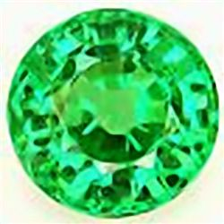 2mm Round Green Tsavorite Garnet (GEM-4519R)