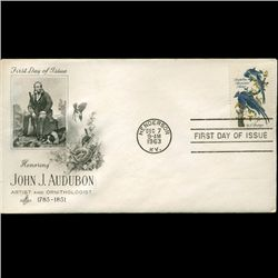 1963 US First Day Postal Cover (STM-2455)
