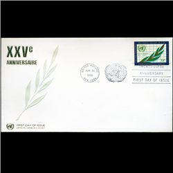 1970 UN First Day Postal Cover (STM-2850)