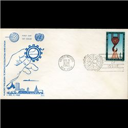 1960 UN First Day Postal Cover (STM-2310)