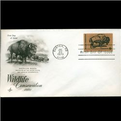 1970 US First Day Postal Cover (STM-2891)