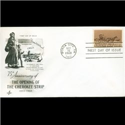 1968 US First Day Postal Cover (STM-2716)