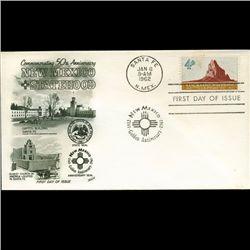 1962 US First Day Postal Cover (STM-2404)