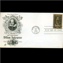 1964 US First Day Postal Cover (STM-2553)