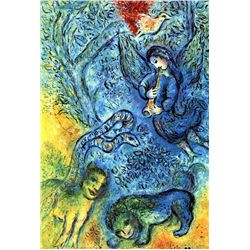"Marc Chagall ""Majic Flute"""
