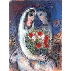 "Marc Chagall ""Marriage"""