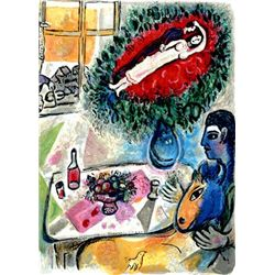 "Marc Chagall ""Reverie"""