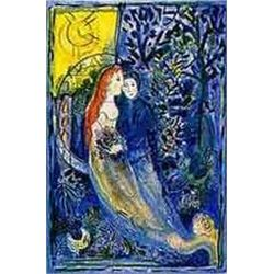 "Marc Chagall ""Wedding"""