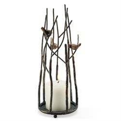Bird & Branch Candle Holder