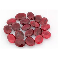 108.00ctw Ruby Oval Cut Loose Gemstone