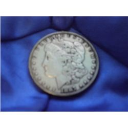 1887 SILVER MORGAN DOLLAR