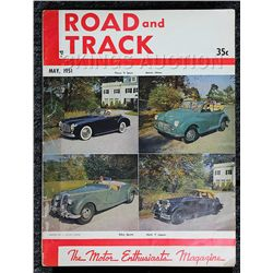 Road & Track (March 1951) Great Condition Rare!