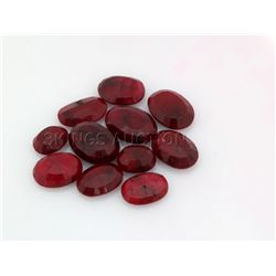 151.50ctw Ruby Oval Cut Loose Gemstone