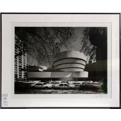 Norman McGrath, Guggenheim Museum, Photograph