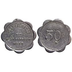 Fort Harrison Token MT - Fort Harrison,Lewis and Clark County -  - Tokens