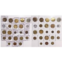 Pennsylvania Tokens and Coins PA - , -  -