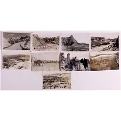 Cowboy and Western Postcards and Photo Cards UT - , -  -