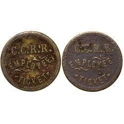 Rare Transportation Token WI - Milwaukee,Milwaukee County -  -