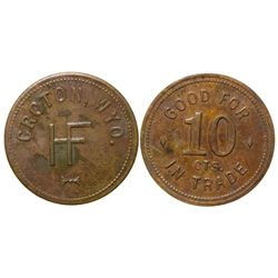 HF Token WY - Croton,Campbell County -  -
