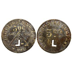 Lion Trading Co. Token WY - Dayton, -  -