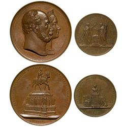 German Medals Germany - numismatic - ingots and coins
