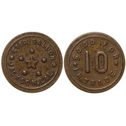 Star Saloon Token CA - Jackson,Tokens