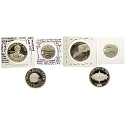 Colorado Silver Pieces CO - , -  -