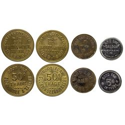 Saloon Token CO - , -  -
