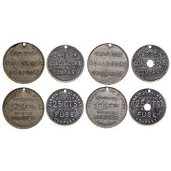 Carbon Coal & Coke Company Tokens CO - Cokedale,Las Animas -  -