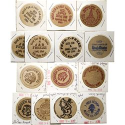 Utah Wooden Nickel Group UT - Lehi,Utah County -  -