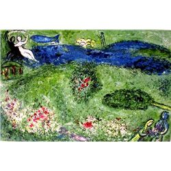 "Marc Chagall ""Orchard"""