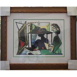Picasso Ltd Edition Lithograph