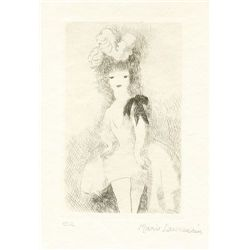Marie Laurencin Original Etching Artist's Proof