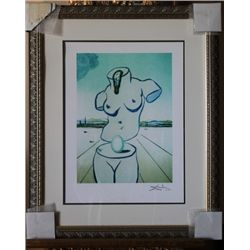Dali Limited Edition Giclee