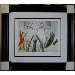 Dali Limited Edition Lithograph