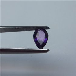 Loose Natural Amethyst 10mm x 7mm VERY NICE color tone