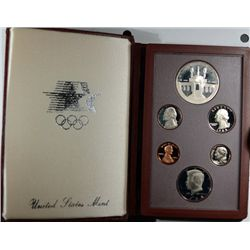 1984 UNITED STATES MINT PRESTIGE SET, 1984 OLYMPICS