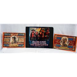 Three Collectable Western Theme Memorabilia