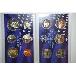 2005-S US Mint Proof Set With State Quarter Proof Set; EST. $5-10