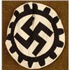 NAZI DAF/DEUTSCHE ARBEITS FRONT CENTER DISC FOR PENNANT