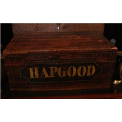 GENERAL HAPGOOD TRUNK