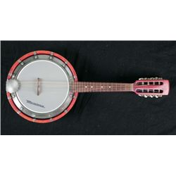 Musima 8 String Vintage Banjo East Germany