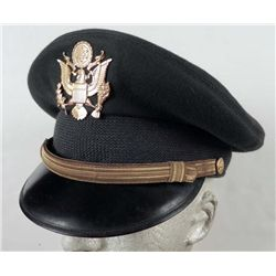 Morry Luxenberg Military Army Officer Hat Wool