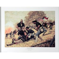 Don Stivers Signed and Numbered A Day of Honor Print