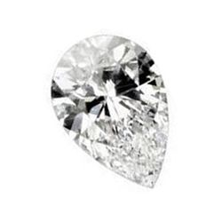 Diamond EGL Cert. Pear 4.62 ctw G, SI2